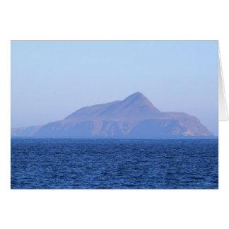 Anacapa Island Card