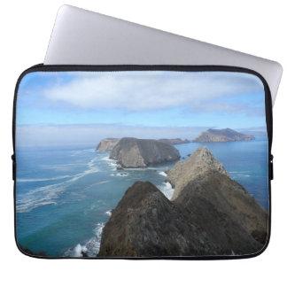 Anacapa Island- Channel Islands National Park Laptop Sleeve