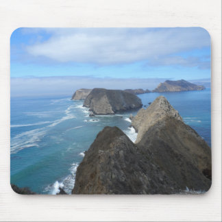 Anacapa Island- Channel Islands National Park Mouse Pad