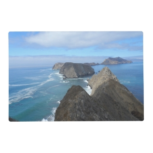 Anacapa Island- Channel Islands National Park Placemat at Zazzle