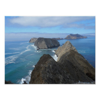 Anacapa Island- Channel Islands National Park Poster