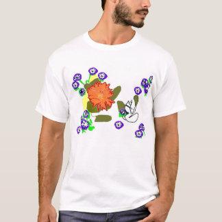 Anacapa Island flowers of imagination T-Shirt