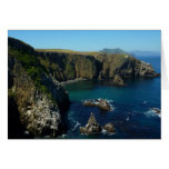 Anacapa Island II at Channel Islands Card