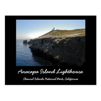 Anacapa Island Lighthouse Post Cards