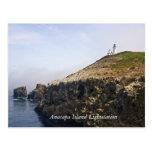 Anacapa Island Lightstation Postcard