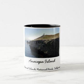 Anacapa Island Coffee Mugs