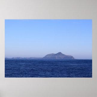 Anacapa Island Print