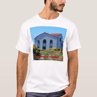 Anacapa Island Souvenir T 006 T-Shirt