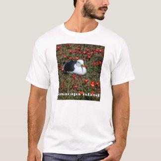 Anacapa Island Souvenir T 007 T-Shirt