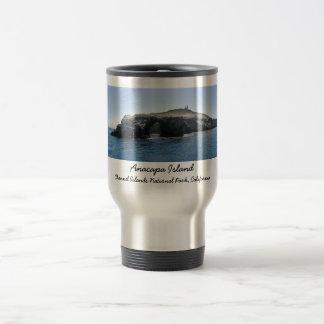 Anacapa Island Travel Mug