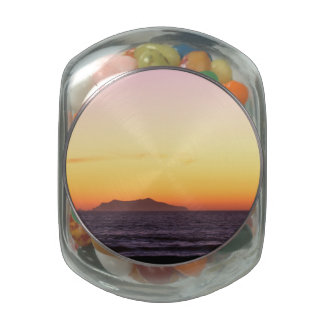Anacapa Sunset Jelly Belly Candy Jars