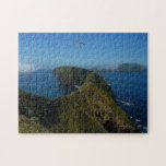 Anacapa's Inspiration Point I in Channel Islands Jigsaw Puzzle