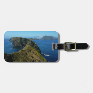 Anacapa's Inspiration Point I in Channel Islands Luggage Tag