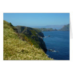 Anacapa's Inspiration Point II at Channel Islands Card
