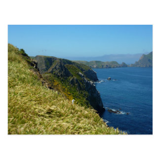 Anacapa's Inspiration Point II in Channel Islands Postcard