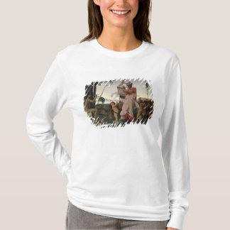 Anacreon, Bacchus and Aphrodite, 1848 T-Shirt