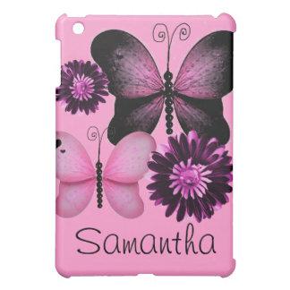 Añada caso de su iPad conocido de las flores y de