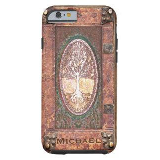 Añada el libro el | antiguo conocido funda para iPhone 6 tough