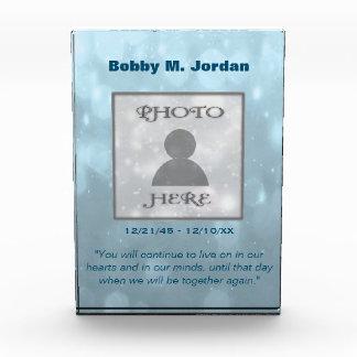 Añada el monumento el | Bokeh azul de la foto el |