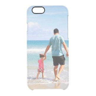 Añada el su propio día de padre del instagram de funda clearly™ deflector para iPhone 6 de uncommon