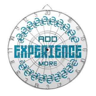 añada la experiencia más