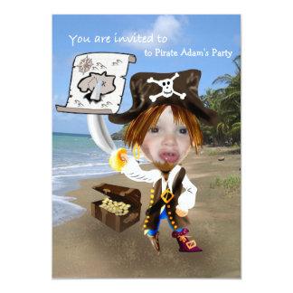 """Añada la foto - caricatura personalizada del invitación 5"""" x 7"""""""