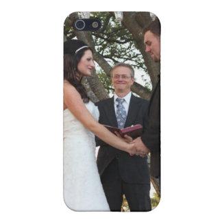 ¿Añada la foto? Caso del iPhone del día de boda iPhone 5 Carcasa
