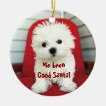 Añada la foto del mascota/el ornamento del árbol d ornamento de reyes magos