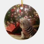 Añada la foto del mascota/el ornamento del árbol d ornamentos de reyes magos