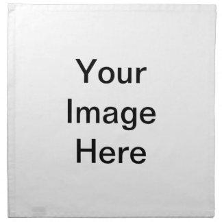 añada las fotos de familia a los artículos diverso servilletas de papel