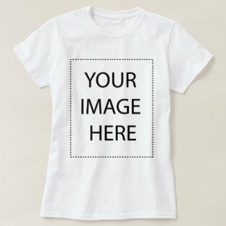 Añada las imágenes y el texto para hacer sus los remeras
