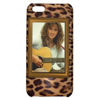 Añada su foto a un caso de piedra del iPhone de la
