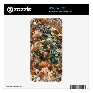 Añada su foto/mensaje/logotipo preferidos calcomanías para el iPhone 4S