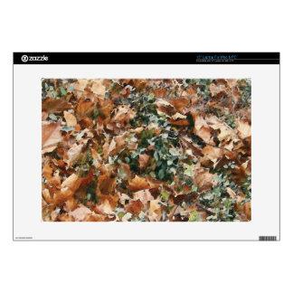 Añada su foto/mensaje/logotipo preferidos portátil 38,1cm skin