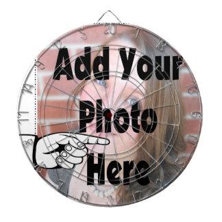 Añada su imagen especial de la fotografía
