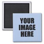 Añada su imagen, incluso añada el texto iman