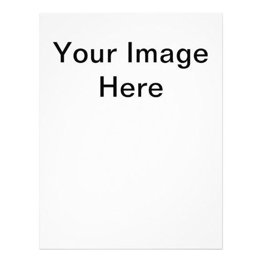 Añada su imagen membrete personalizado