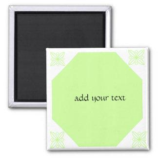 añada su imán del texto