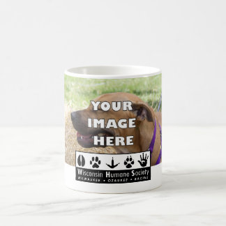 Añada su logotipo del animal WHS Taza Clásica