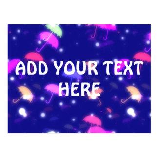 Añada su postal del texto aquí