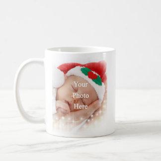 añada su propia foto taza de café
