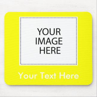 Añada su propia imagen o texto mouse pad