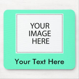Añada su propia imagen o texto tapetes de raton