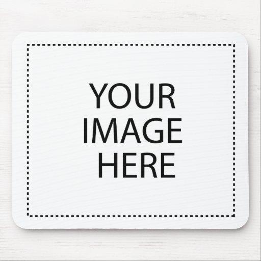 Añada su propia imagen y texto tapete de raton
