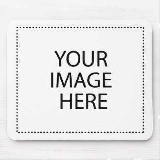 Añada su propia imagen y texto tapetes de ratón