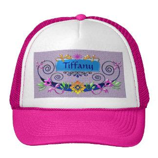 Añada su propio gorra gráfico de la nombre-Suposic