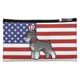 Añada su propio mascota y bandera