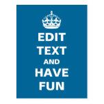 ¡Añada su propio texto aquí! Postales