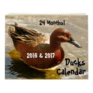 Anadón 2016 de los animales de la fauna de los calendario