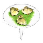 Anadones del pato silvestre Nevado Palillos De Tarta